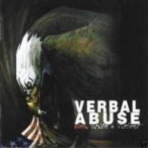 Verbal Abuse - Red, White and Violent cover art
