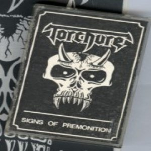 Torchure - Signs of Premonition cover art