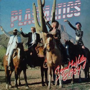 Plasmatics - Beyond the Valley of 1984 cover art