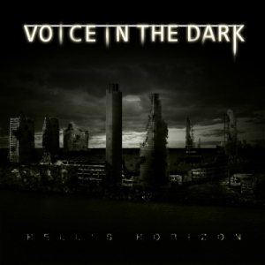 Voice In The Dark - Hell's Horizon cover art
