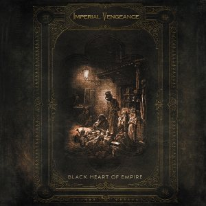 Imperial Vengeance - Black Heart of Empire cover art