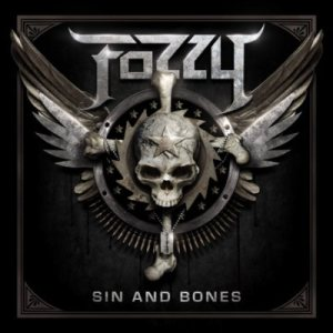 Fozzy - Sin and Bones cover art