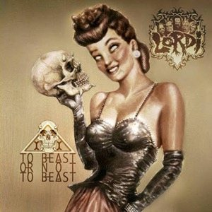 Lordi - To Beast or Not to Beast cover art