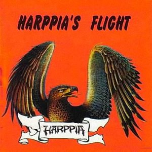 Harppia - Harppia's Flight cover art