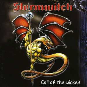 Stormwitch - Call of the Wicked cover art