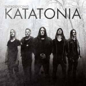 Katatonia - Introducing Katatonia cover art