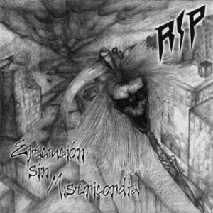 R.I.P. - Ejecución sin Misericordia cover art