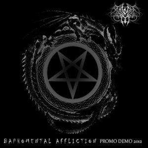 Shadows in the Crypt - Baphomental Affliction cover art