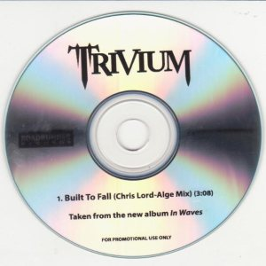 Trivium - Built to Fall cover art