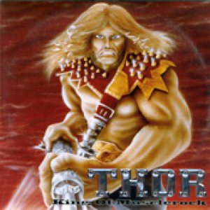 Thor - King of Muscle Rock cover art