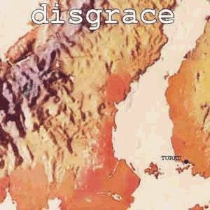 Disgrace - Turku cover art