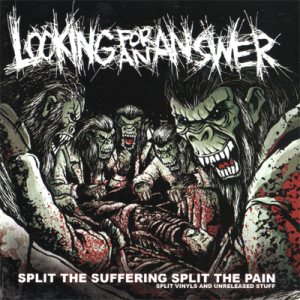 Looking for an Answer - Split the Suffering Split the Pain cover art