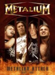 Metalium - Metalian Attack Part 2 cover art