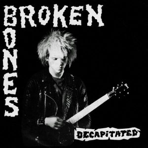 Broken Bones - Decapitated cover art