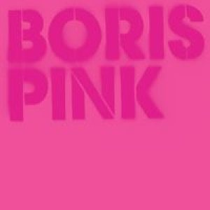 Boris - Pink cover art