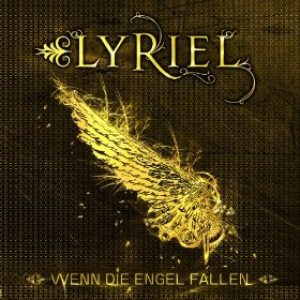 Lyriel - Wenn die Engel fallen cover art