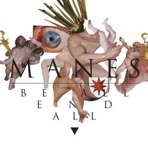 Manes - Be All End All cover art