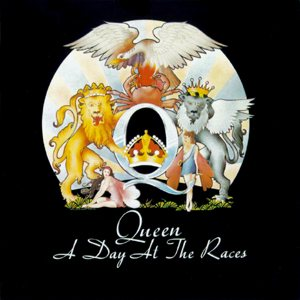 Queen - A Day At the Races cover art