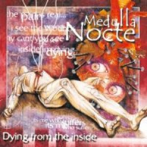 Medulla Nocte - Dying From the Inside cover art