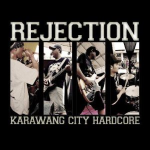 Rejection - back to work cover art
