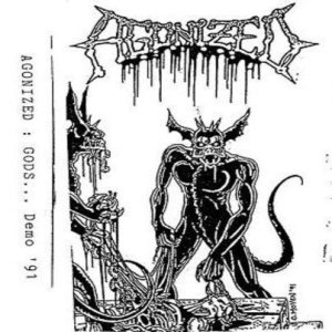 Agonized - Gods... cover art