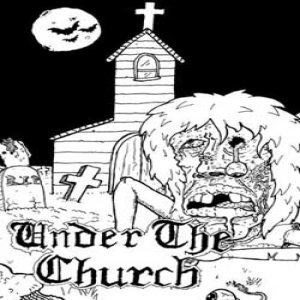 Under the Church - Demo 2013 cover art