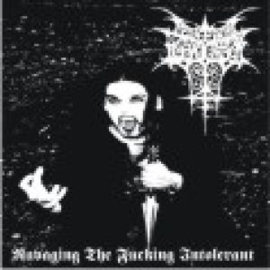 Funeral Fornication - Ravaging the Fucking Intolerant cover art