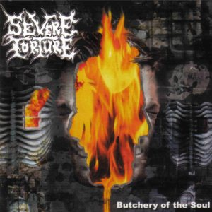 Severe Torture - Butchery of the Soul cover art