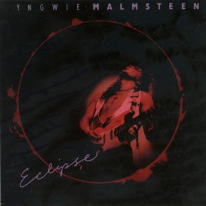 Yngwie Malmsteen - Eclipse cover art
