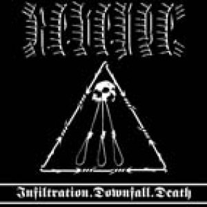 Revenge - Infiltration. Downfall. Death cover art