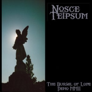 Nosce Teipsum - The Burial of Love cover art