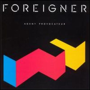 Foreigner - Agent Provocateur cover art