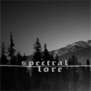 Spectral Lore - I cover art