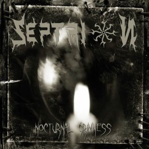 Septrion - Nocturnal Grimness cover art