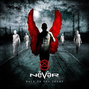 Never - Back to the Front cover art