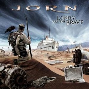 Jorn - Lonely Are the Brave cover art
