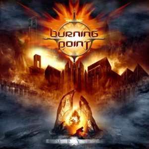 Burning Point - Empyre cover art