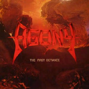 Agony - The First Defiance cover art