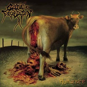 Cattle Decapitation - Humanure cover art