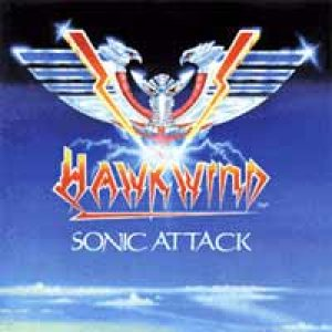 Hawkwind - Sonic Attack cover art