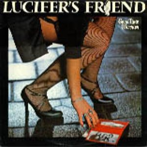 Lucifer's Friend - Good Time Warrior cover art