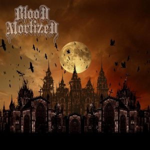 Blood Mortized - Blood Mortized cover art