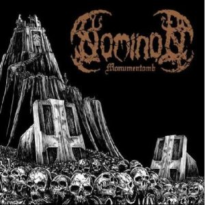 Nominon - Monumentomb cover art