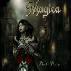 Magica - Dark Diary cover art