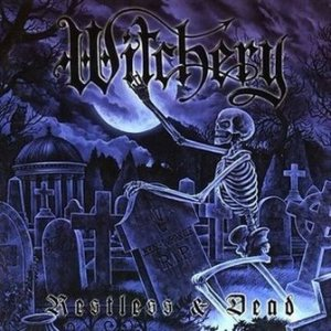 Witchery - Restless & Dead cover art