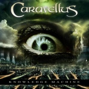 Caravellus - Knowledge Machine cover art