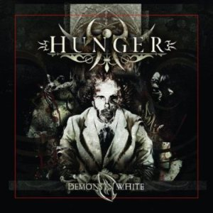 Hunger - Demons in White cover art