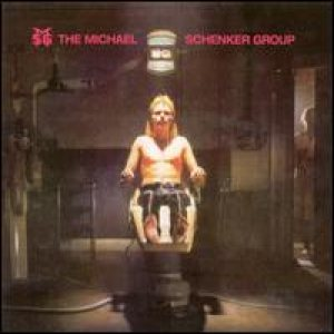 The Michael Schenker Group - The Michael Schenker Group cover art
