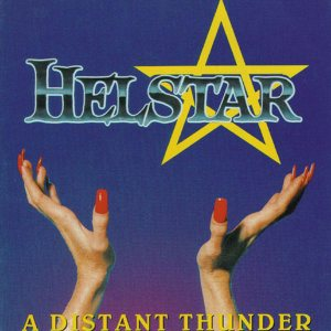 Helstar - A Distant Thunder cover art