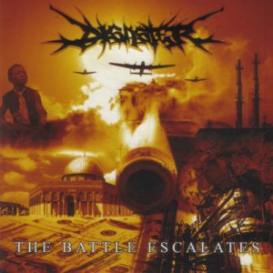 Disaster - The Battle Escalates cover art